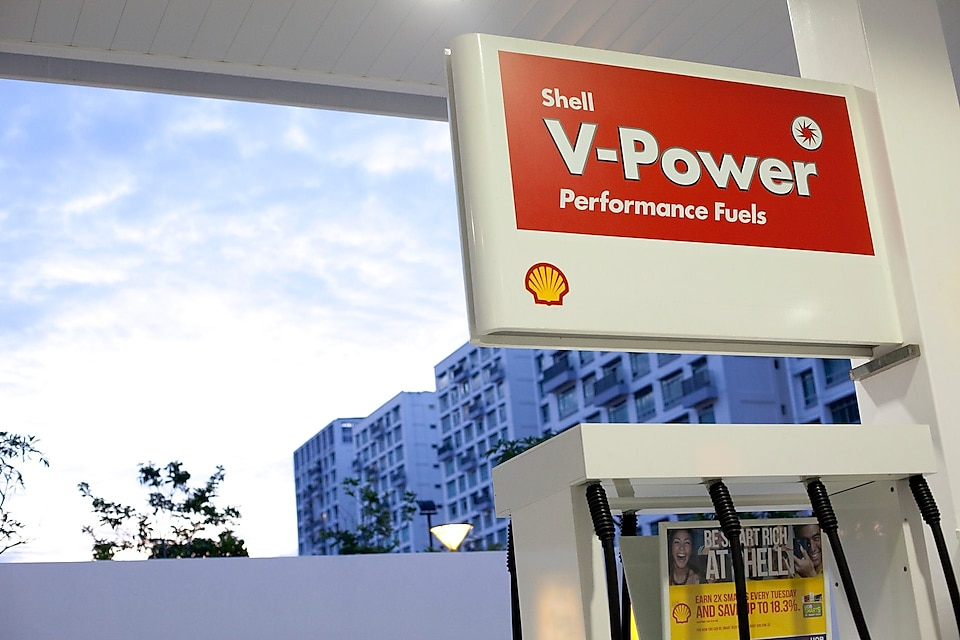 Shell launched Shell V-Power in Singapore, the first premium performance fuel in the market in year 2000