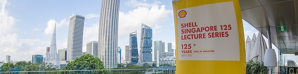 Shell Singapore 125 lecture series