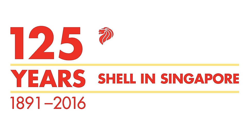 125 years Shell in Singapore
