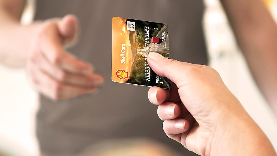 Apply for your Shell fuel card
