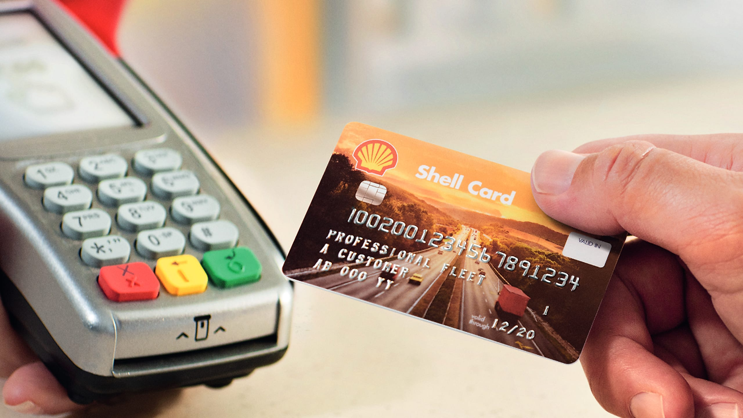 exclusive offer for shell fleet card customers  shell