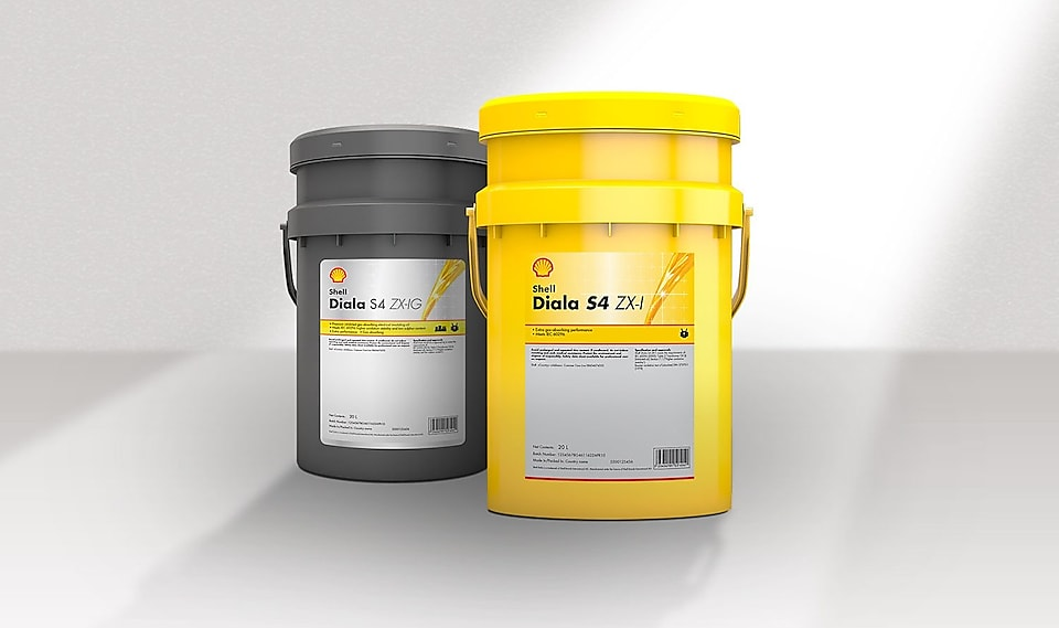 Shell Diala Product Range