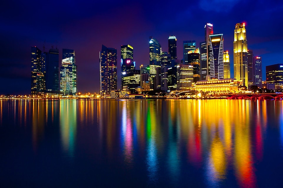 Singapore reflections